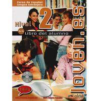Książki do nauki języka, Joven.es libro del alumno A1/A2 nivel 2 /CD gratis/ (opr. miękka)