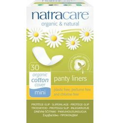 Wkładki higieniczne MINI 30 szt - NATRACARE