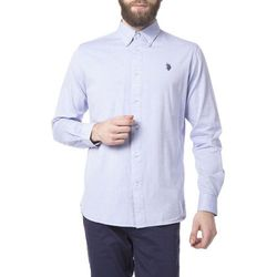 U.S. Polo Assn Koszula Niebieski L Przy zakupie powyżej 150 zł darmowa dostawa.