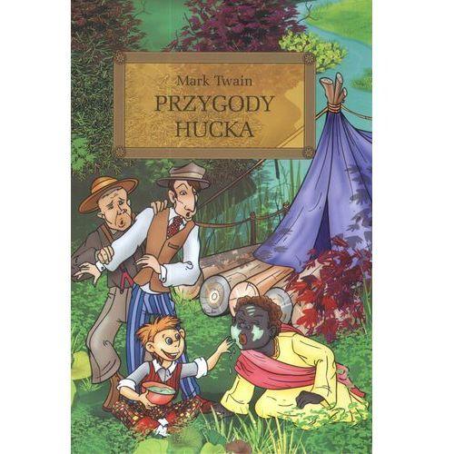 Książki dla dzieci, Przygody Hucka (opr. twarda)