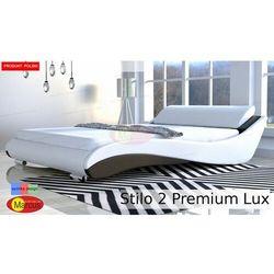 Łóżko do sypialni tapicerowane Stilo 2 Premium lux 200x200
