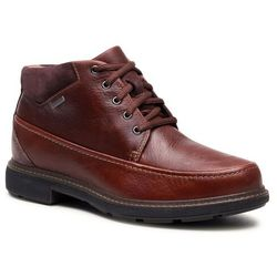 Trzewiki CLARKS - Un TreadOnGtx2 GORE-TEX 261551457 Dark Brown Lea