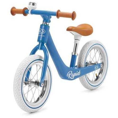 Pozostałe zabawki, KinderKraft rower Balance Rapid Blue Sapphire