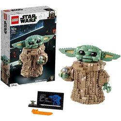 75318 BABY YODA (The Child) - KLOCKI LEGO STAR WARS - WYSYŁKA OD 30.10.2020