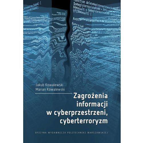 E-booki, Zagrożenia informacji w cyberprzestrzeni, cyberterroryzm