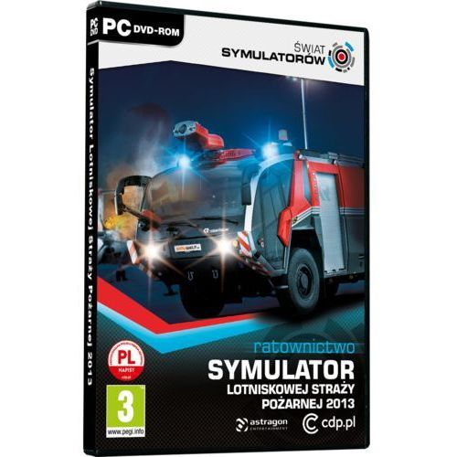 Gry PC, Symulator straży pożarnej