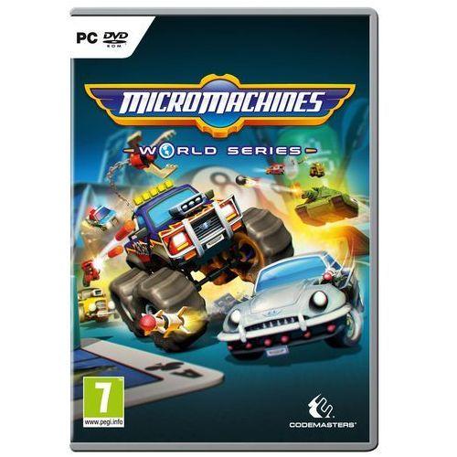 Gry PC, Micro Machines World Series (PC)