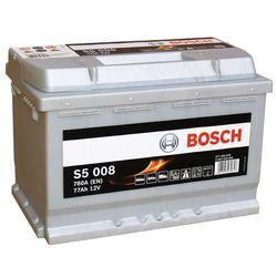 Akumulator Bosch 12V 77Ah/780A S5008 wysoki