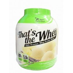 SPORT DEFIN THAT'S THE WHEY BIAŁKO 2270G WPC WPI