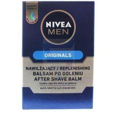 NIVEA MEN Balsam po goleniu nawilżający Protect & Care 100ml