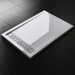XE - Brodzik akrylowy niski prostokątny