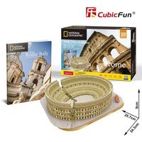 Puzzle, Puzzle 3D National Geographic The Colosseum (DS0976h)