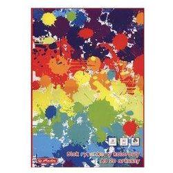 Blok rysunkowy kolorowy A3/20K (5szt)
