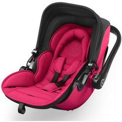 KIDDY Fotelik samochodowy Evolution Pro 2 Berry Pink - BEZPŁATNY ODBIÓR: WROCŁAW!