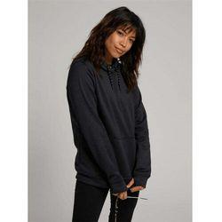 bluza BURTON - W Oak Po True Black Heather (001) rozmiar: L
