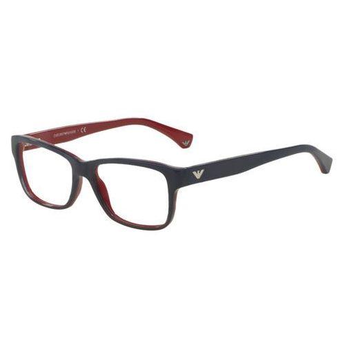 Okulary korekcyjne, Okulary Korekcyjne Emporio Armani EA3051F Asian Fit 5347