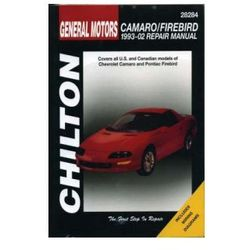 General Motors Camaro i Firebird 1993 - 2002