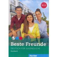 Książki do nauki języka, Beste Freunde B1.2 KB wersja niemiecka HUEBER - Praca zbiorowa (opr. broszurowa)
