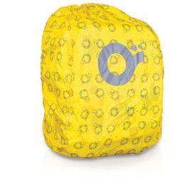 Peleryna na plecak Topgal TOP 149 F - Yellow