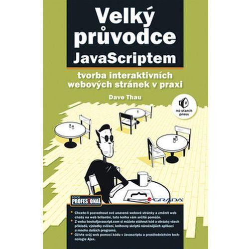 Pozostałe książki, Velký průvodce JavaScriptem Dave Thau