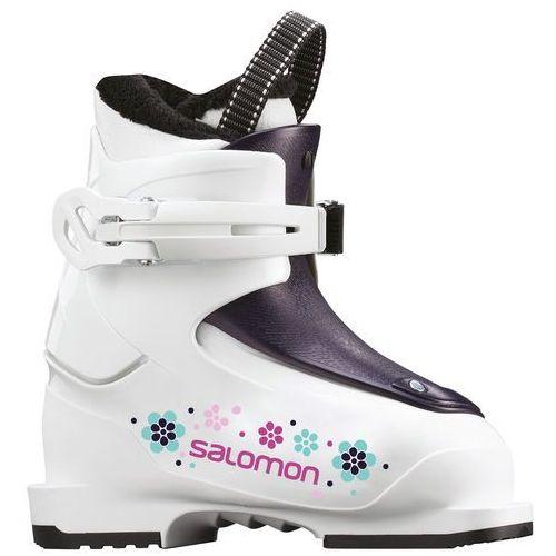 Buty narciarskie dla dzieci, SALOMON T1 GIRLY - buty narciarskie R. 18