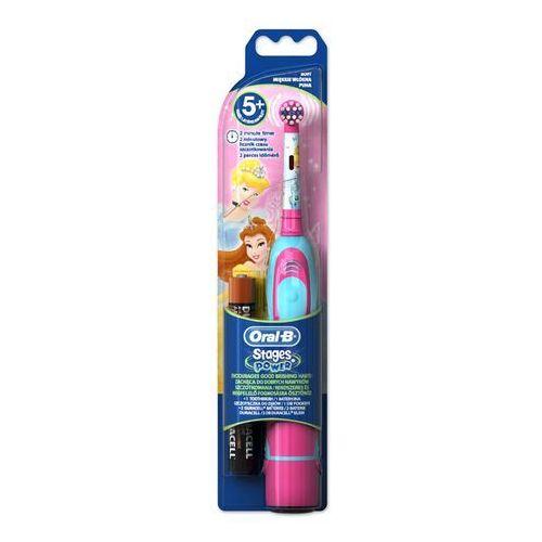 Szczoteczki do zębów, Szczoteczka rotacyjna ORAL-B Kids Dziewczęca (D2 400) + Zamów z DOSTAWĄ W PONIEDZIAŁEK!