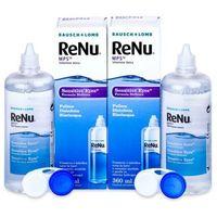 Płyny pielęgnacyjne do soczewek, ReNu MPS Sensitive Eyes 2x360 ml