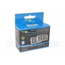 Filter Logic FFL-199W Filtr powietrza do lodówek Whirlpool Microban BOX (2 szt)