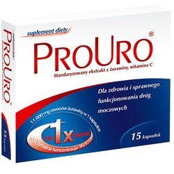 ProUro kaps. 0,036 g 15 kaps.