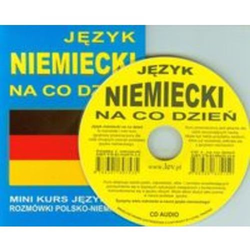 Książki do nauki języka, Język niemiecki na co dzień (opr. miękka)