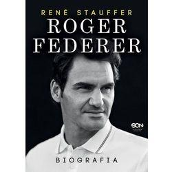Roger federer. biografia - rene stauffer (opr. twarda)