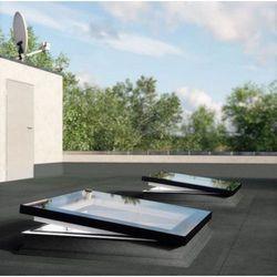 Okno do płaskiego dachu Fakro DEF DU6 120x120