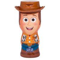 Kosmetyki do kąpieli dla dzieci, Disney Toy Story 4 Woody żel pod prysznic 350 ml dla dzieci
