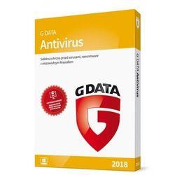 Program G DATA Antivirus 2018 (1 PC, 1 rok)