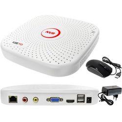 Rejestrator monitoring przez internet sieciowy IP 9 Kanałowy KEEYO LV-NVR9915S