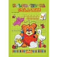 Kolorowanki, Kolorowanka Szlaczki - Halina Gołek OD 24,99zł DARMOWA DOSTAWA KIOSK RUCHU