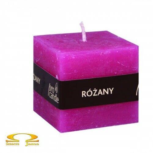 Świeczki, Pro Candle RÓŻA, świeczka zapachowa