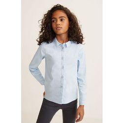 Mango Kids - Koszula dziecięca Placket 110-164 cm