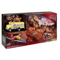 Figurki i postacie, Cars Auta 3 Odjazdowa Arena Zwariowana ósemka DXY95