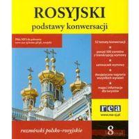 Książki do nauki języka, Podstawy Konwersacji 8 Rosyjski + Cd (opr. miękka)