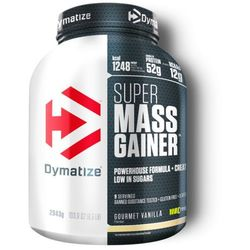 DYMATIZE Super mass gainer 2943g Wanilia