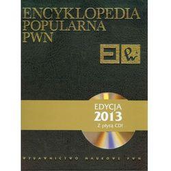 Encyklopedia popularna PWN + płyta CD (opr. twarda)