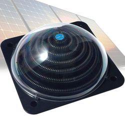 Kula solarna do ogrzewania wody w basenie 7.000l L dobrebaseny
