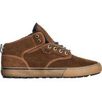 Męskie obuwie sportowe, buty GLOBE - Motley Mid Partridge Brown/Gum/Fur (17293) rozmiar: 47