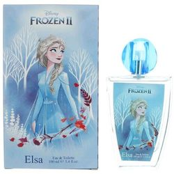 Disney Frozen II Elsa Women Eau de Toilette 100 ml