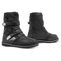 Forma buty motocyklowe terra evo low czarne