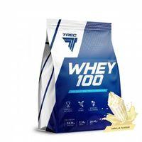 Odżywki białkowe, TREC Whey 100 2000g - Vanilla