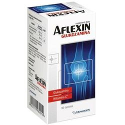AFLEXIN Glukozamina x 90 tabletek