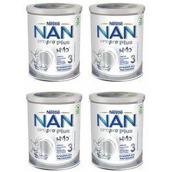 Nestle Nan Optipro Plus 3 4x800 Mleko Modyfikowane