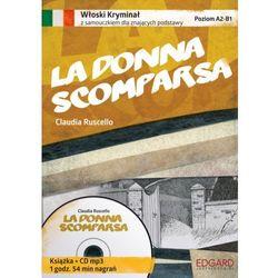 AUDIOBOOK Włoski Kryminał z samouczkiem La donna scomparsa